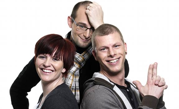 FM1, Wachmacher, Rosie Hörler, Yves Keller, Chäller, Morgen-Joe
