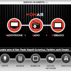 RTL 102.5, multimedia radio station website