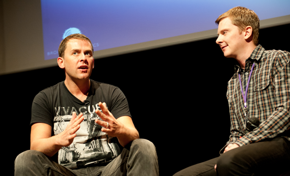 Scott Mills, Matt Deegan, NEXTRADIO 2012