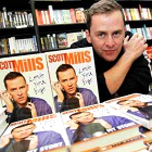 Scott Mills, Love You Bye: My Story, book signing, signing books