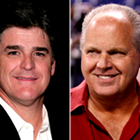 www.radioiloveit.com | Elvis Duran says that conservative American radio talk show personalities like Sean Hannity and Rush Limbaugh get into radio easier than liberal radio presenters