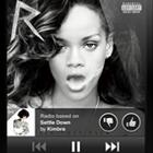 Spotify iPhone radio app