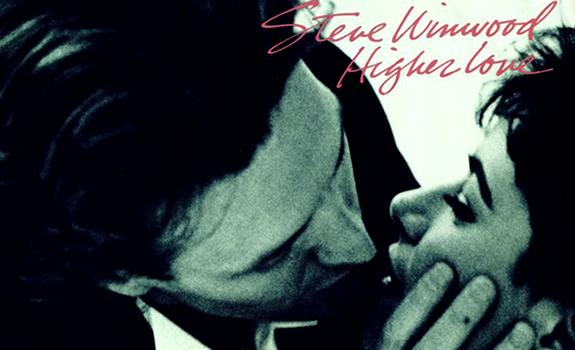 Steve Winwood, Higher Love, single cover