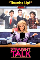 www.radioiloveit.com | In the movie Straight Talk, Dolly Parton plays a country girl that becomes a successful radio personality in the 'windy city' Chicago