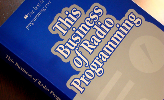 This Business of Radio Programming, Claude Hall, Barbara Hall, book cover
