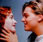 Titanic, Jack and Rose, Leonardo di Caprio, Kate Winslet