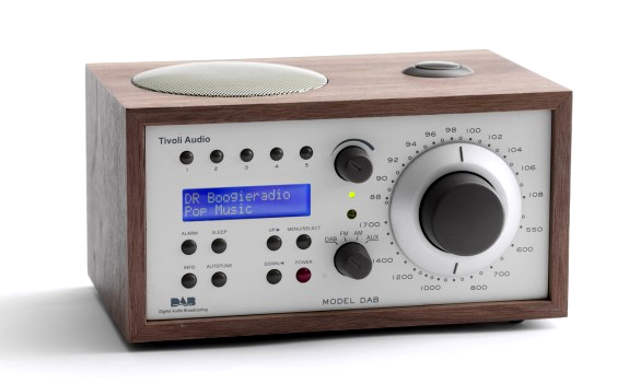 Tivoli Audio, Model DAB, DAB radio receiver, digital radio receiver