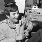 Tony Blackburn, BBC Radio 1, radio studio