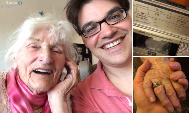 Dedicated To My Dear Aunt Trudy: A Story About The Power Of Music, Radio & Love