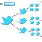 Twitter retweets, Twitter birds, multiply effect