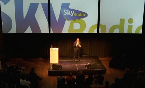 Uunco Cerfontaine, Sky Radio, Sky Radio 101 FM, Sky Radio Group Live Update