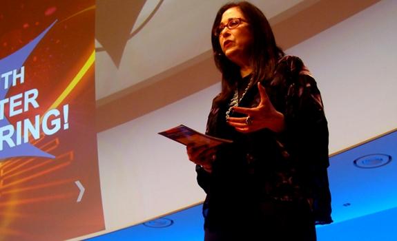 Valerie Geller, Radiodays Europe 2013