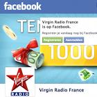 Virgin Radio, Facebook page