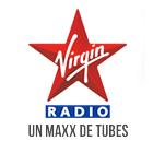 Virgin Radio, Virgin Radio logo, Un Maxx De Tubes logo
