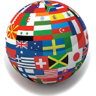 worldwide, global, international, countries, flags