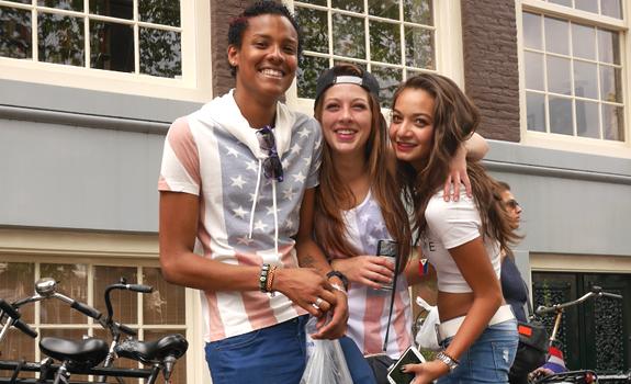 Amsterdam (photo: Flickr / Franklin Heijnen)